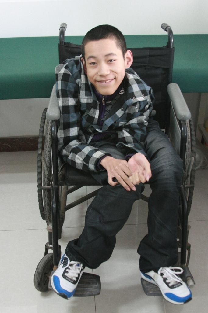 Zhang Xu Fei - bringmehopestory